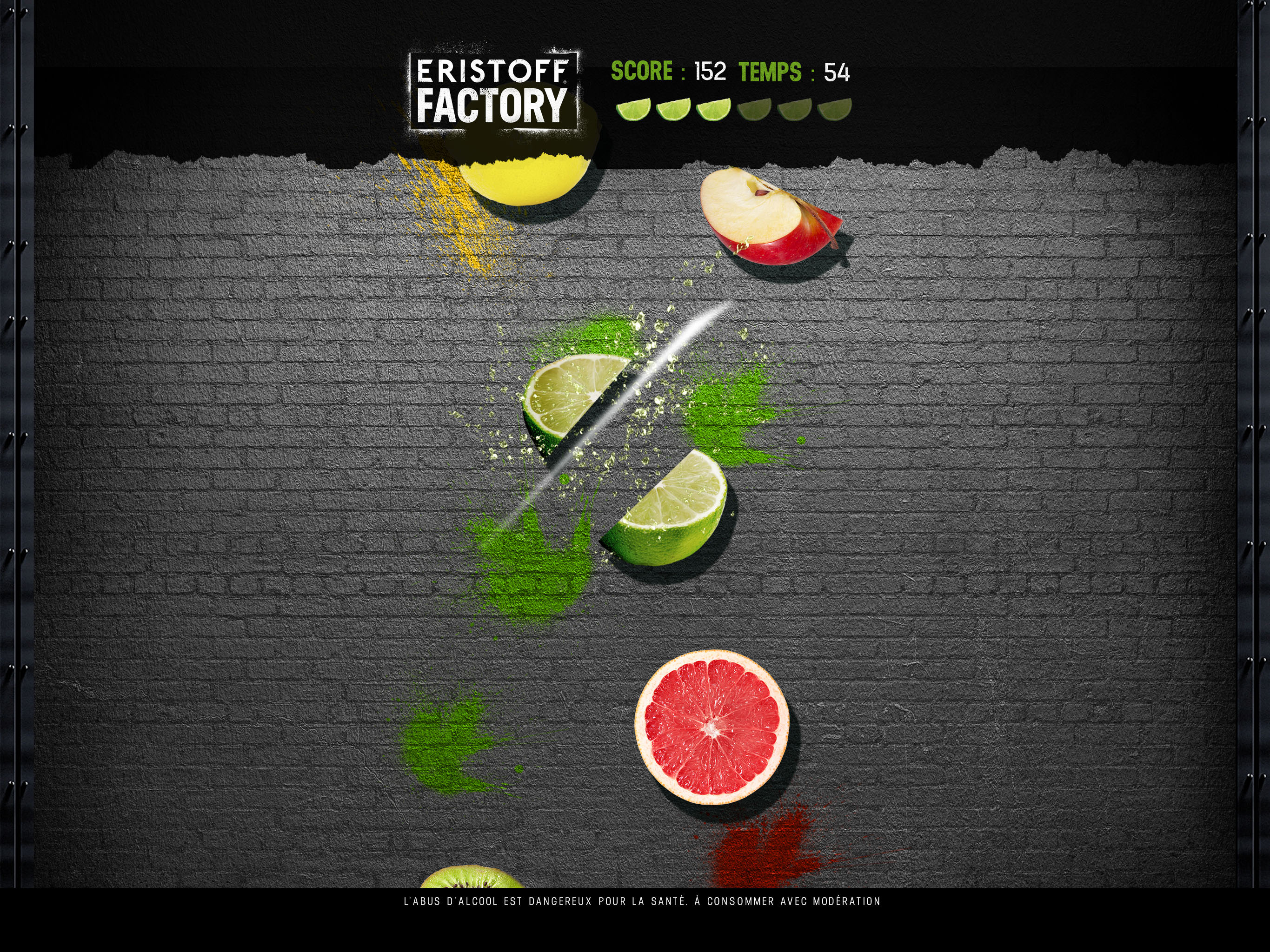 Fruit factory game - Renamed Eristoff Factory The 2015 Edition Allows The Internet User To Recreate The 4 Steps Of A Ca Piroska S Making In A Playful And Engaging Way