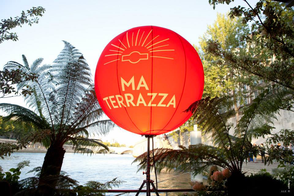Agence1969 - HOW TO PUT THE SPOTLIGHT ON MA TERRAZZA APERITIVO EXPERIENCE ON DIGITAL PLATFORMS?