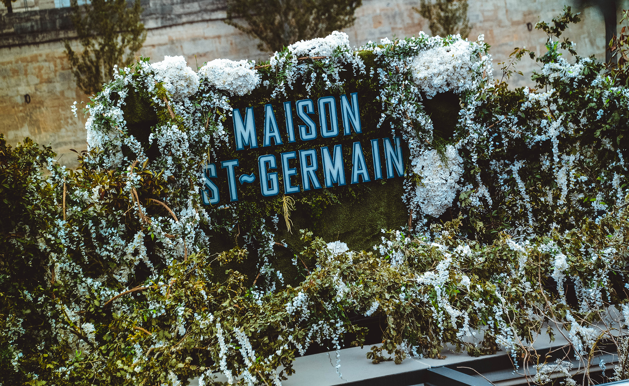 Agence1969 - How to showcase the Maison St-Germain event on digital?